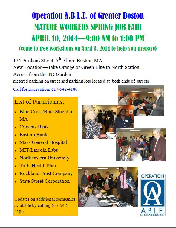 ABLE JOb Fair